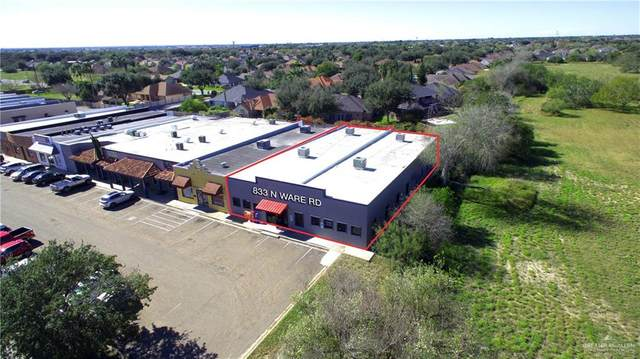 833 N Ware Road, Mcallen, TX 78501 (MLS #345394) :: The Ryan & Brian Real Estate Team