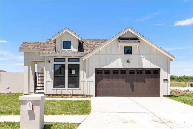 3502 Oriole Drive, Mission, TX 78572 (MLS #345410) :: The Ryan & Brian Real Estate Team