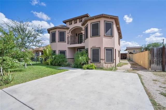 6805 S Blanca Lane, Pharr, TX 78577 (MLS #345421) :: The Ryan & Brian Real Estate Team