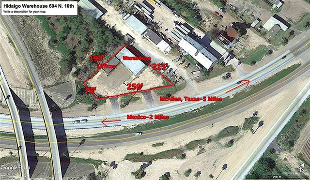 500 N Closner Boulevard, Edinburg, TX 78539 (MLS #345446) :: The Ryan & Brian Real Estate Team