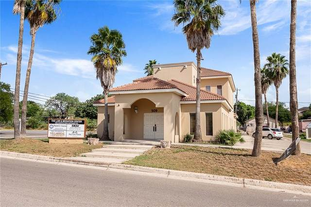 509 N San Antonio Street, Rio Grande City, TX 78582 (MLS #345483) :: Jinks Realty