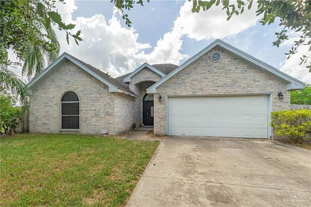 820 Cenizo Court, Elsa, TX 78543 (MLS #345484) :: The MBTeam