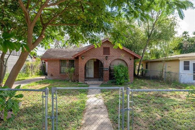 1016 N 17th Street, Mcallen, TX 78501 (MLS #345519) :: Jinks Realty