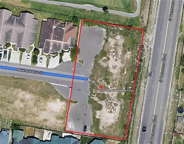 1700 New Orleans Circle, Pharr, TX 78577 (MLS #345521) :: The Ryan & Brian Real Estate Team