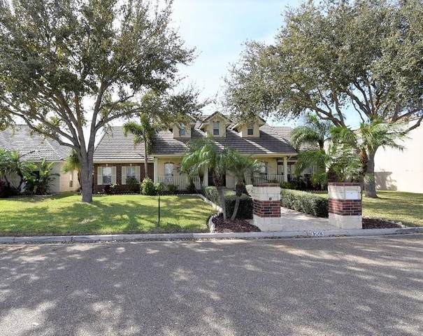 3203 San Nicolas Street, Mission, TX 78573 (MLS #345524) :: Jinks Realty