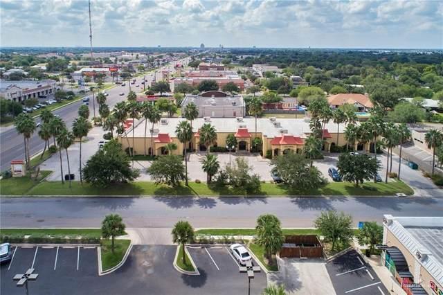 6521 N 10th Street A, Mcallen, TX 78504 (MLS #345530) :: eReal Estate Depot