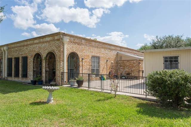 813 Marinel Lane, Mission, TX 78572 (MLS #345601) :: The MBTeam