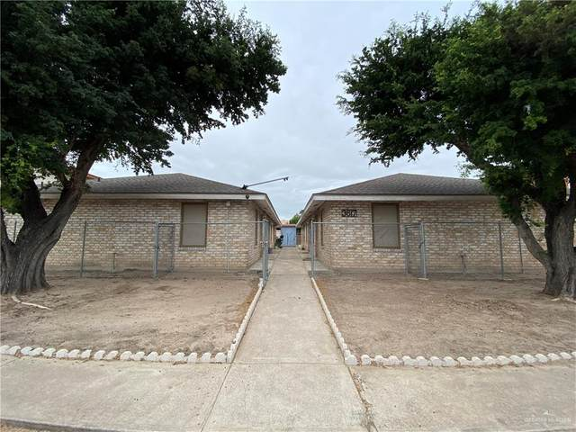 3617 N 22nd Street, Mcallen, TX 78501 (MLS #345634) :: The Ryan & Brian Real Estate Team