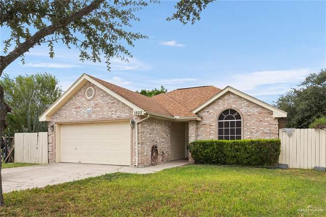 1502 S Veterans Boulevard, Pharr, TX 78577 (MLS #345636) :: The Lucas Sanchez Real Estate Team