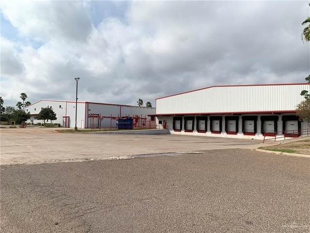 2000 W Industrial Drive, Pharr, TX 78504 (MLS #345662) :: The MBTeam