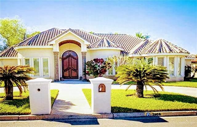 1608 Trinity Street, Mission, TX 78572 (MLS #345676) :: The Ryan & Brian Real Estate Team