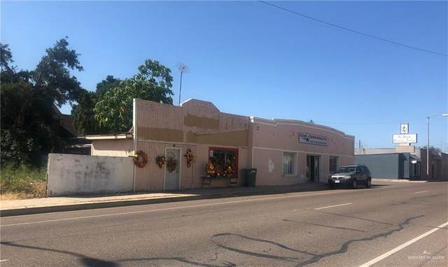 200 E Main Street E, Rio Grande City, TX 78582 (MLS #345703) :: Jinks Realty