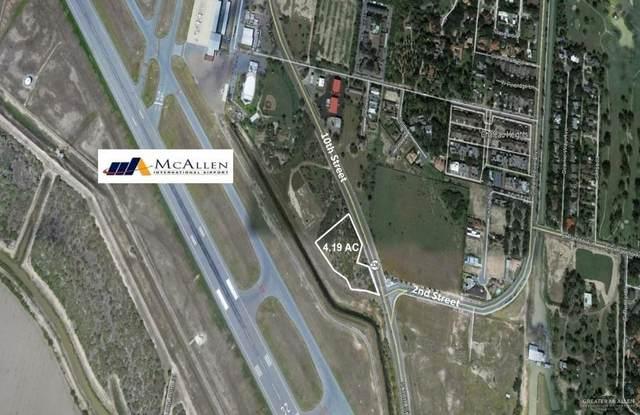 0 S 10th Street, Mcallen, TX 78501 (MLS #345756) :: The Lucas Sanchez Real Estate Team