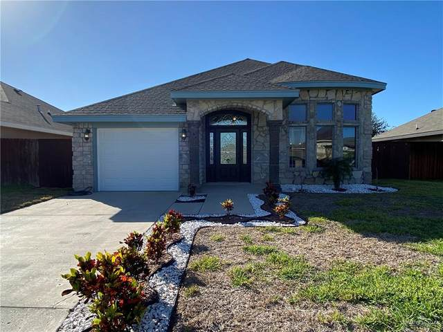 606 S Mina De Oro Street, Mission, TX 78572 (MLS #345770) :: The Ryan & Brian Real Estate Team