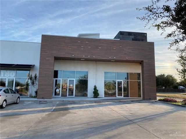 4037 W Expressway 83, Mcallen, TX 78503 (MLS #345787) :: Jinks Realty