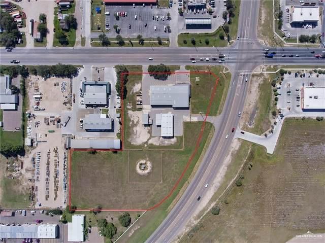 101 E Monte Cristo Road, Edinburg, TX 78541 (MLS #345800) :: The Ryan & Brian Real Estate Team