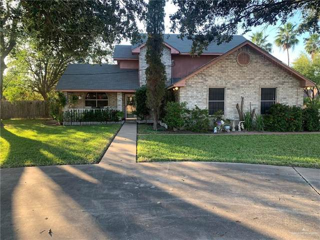 4201 N Calma Street N, Edinburg, TX 78541 (MLS #345897) :: The MBTeam
