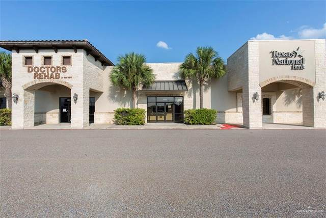4866 S Jackson Road, Edinburg, TX 78539 (MLS #345930) :: The Ryan & Brian Real Estate Team