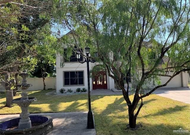 2715 Santiago Street, Edinburg, TX 78542 (MLS #345947) :: The Ryan & Brian Real Estate Team