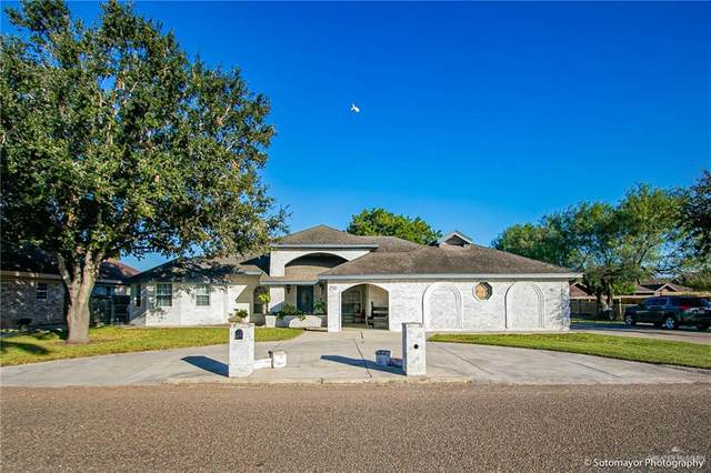 250 Ebano Circle, La Joya, TX 78560 (MLS #345954) :: Jinks Realty