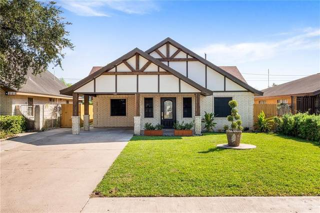 27 San Bernardo Avenue, Rio Grande City, TX 78582 (MLS #346049) :: The Ryan & Brian Real Estate Team