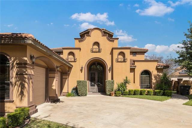 3806 San Clemente, Mission, TX 78572 (MLS #346073) :: Imperio Real Estate