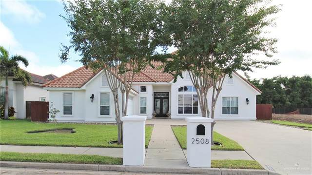 2508 Flamingo Avenue, Mission, TX 78574 (MLS #346102) :: The Maggie Harris Team