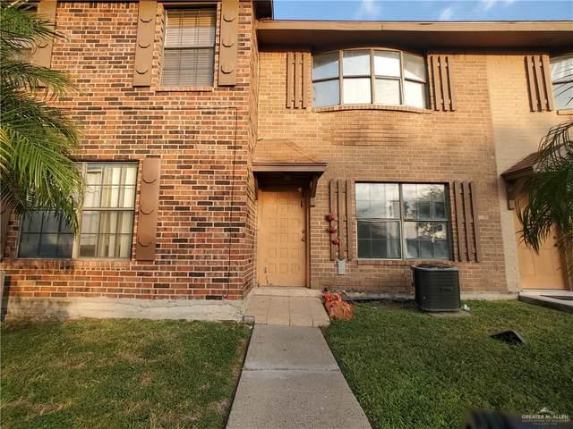 2201 S Jackson Road Bldg B Unit 11, Pharr, TX 78577 (MLS #346108) :: Jinks Realty