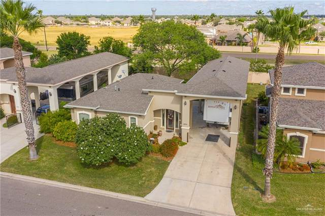 3804 Hummingbird Lane, Mission, TX 78752 (MLS #346114) :: The Ryan & Brian Real Estate Team