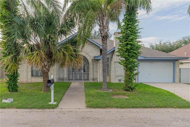 415 Villa Rama Circle, Mission, TX 78572 (MLS #346149) :: Jinks Realty