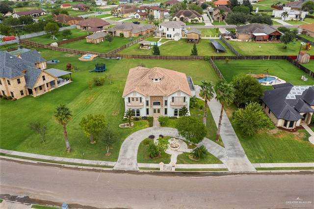 630 Studio Lane, Edinburg, TX 78542 (MLS #346250) :: The Ryan & Brian Real Estate Team