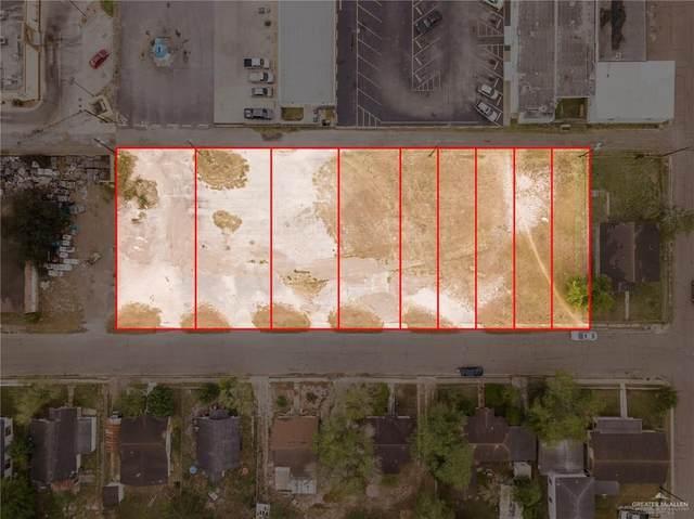 0 W Hanson Street W, Harlingen, TX 78550 (MLS #346264) :: The Ryan & Brian Real Estate Team