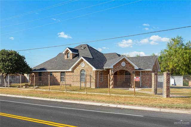 4223 E Lopez Drive, Edinburg, TX 78542 (MLS #346270) :: Jinks Realty