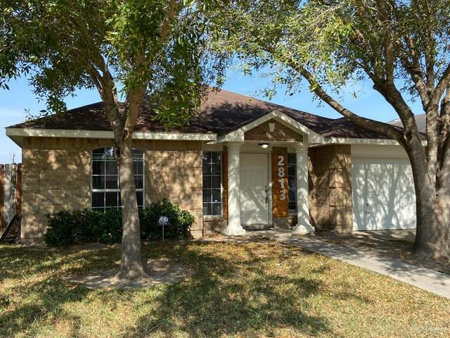 2813 Camelia, Hidalgo, TX 78557 (MLS #346297) :: The Ryan & Brian Real Estate Team