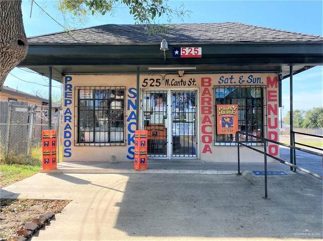525 N Cantu Street, Weslaco, TX 78596 (MLS #346311) :: The Ryan & Brian Real Estate Team