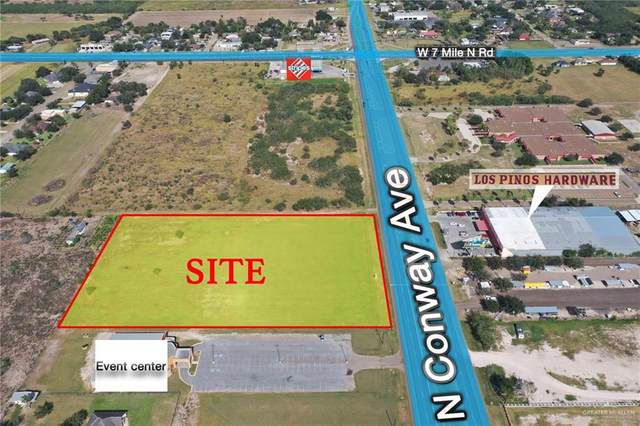 0 N Conway Avenue, Mission, TX 78572 (MLS #346323) :: The Ryan & Brian Real Estate Team