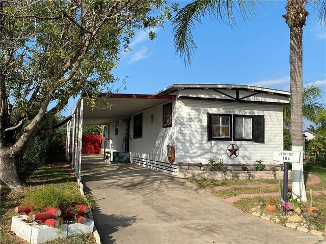 104 Stage Coach Drive, Mission, TX 78574 (MLS #346355) :: Imperio Real Estate