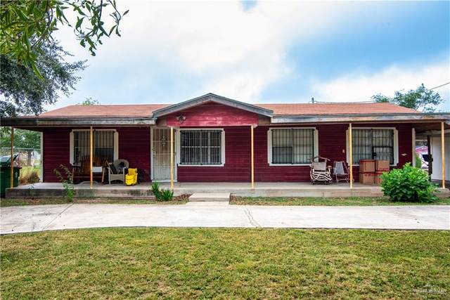 711 Goodwin Acres Road, Palmview, TX 78572 (MLS #346379) :: Jinks Realty