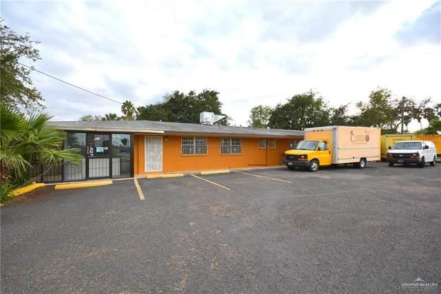 901 S Cage Boulevard, Pharr, TX 78577 (MLS #346384) :: Imperio Real Estate