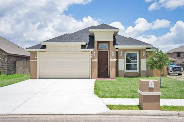 607 S Resplandor Street, Mission, TX 78572 (MLS #346405) :: The Ryan & Brian Real Estate Team
