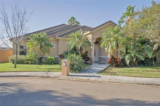 624 E Thornhill Avenue, Mcallen, TX 78503 (MLS #346411) :: eReal Estate Depot