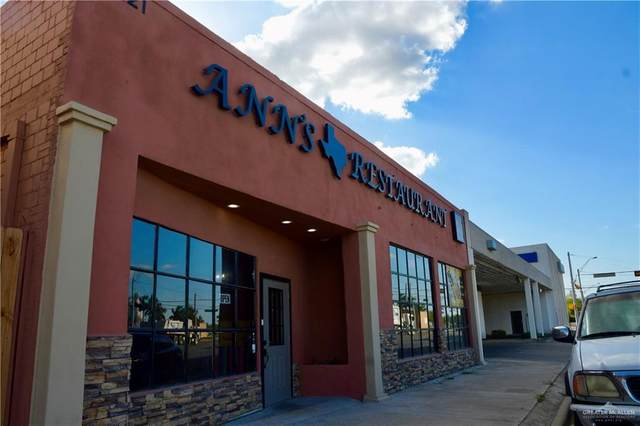 221 W Business 83, San Juan, TX 78589 (MLS #347448) :: The Maggie Harris Team