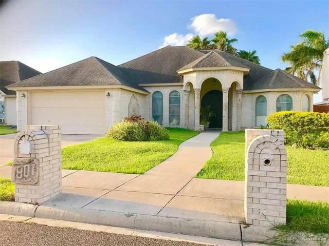 1807 Sebastian Street, Mission, TX 78572 (MLS #347455) :: eReal Estate Depot