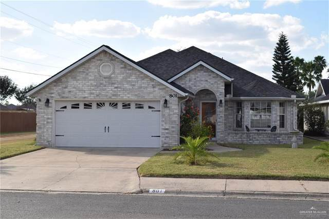 801 Nada Drive, Alamo, TX 78516 (MLS #347555) :: The Ryan & Brian Real Estate Team
