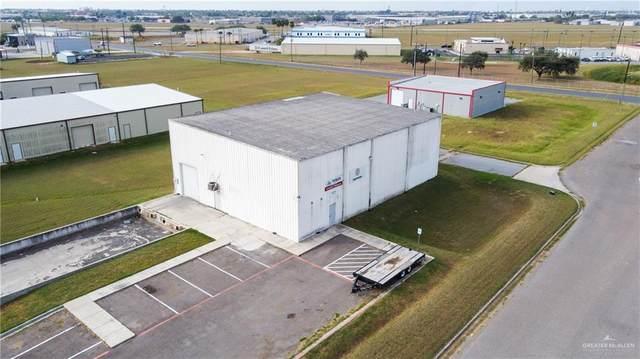 1509 Industrial Drive, Weslaco, TX 78599 (MLS #347566) :: The Ryan & Brian Real Estate Team