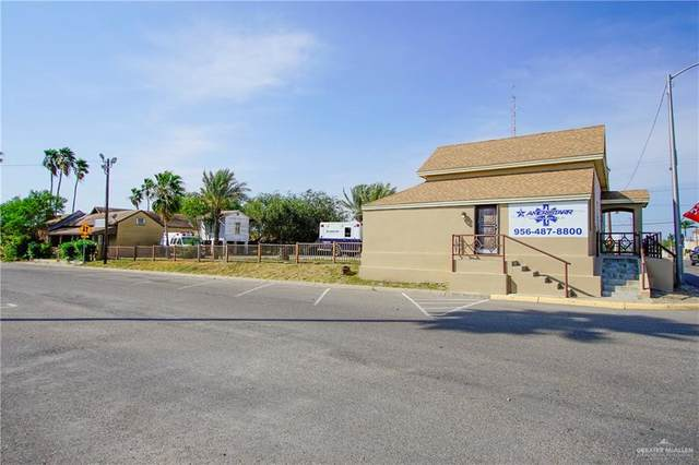 102 E 2nd Street, Rio Grande City, TX 78582 (MLS #347567) :: Jinks Realty