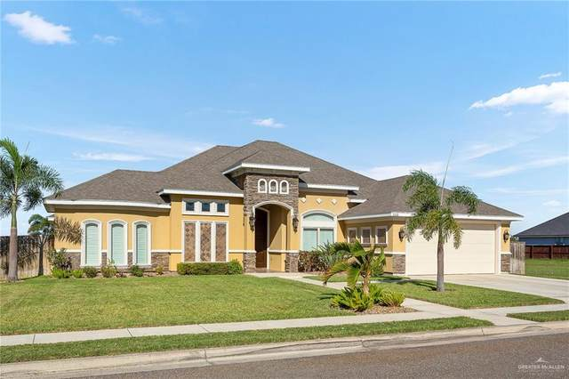 3316 Northern Lights Avenue, Edinburg, TX 78541 (MLS #347591) :: The Ryan & Brian Real Estate Team