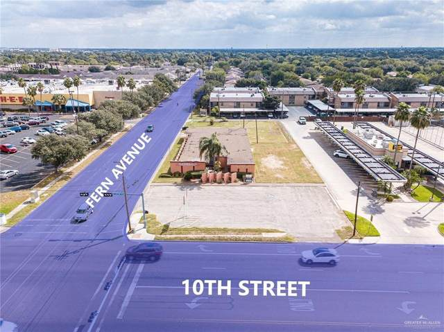 3122 N 10th Street, Mcallen, TX 78501 (MLS #347599) :: eReal Estate Depot