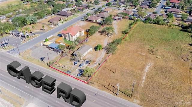 8601 S Cage Boulevard, Pharr, TX 78577 (MLS #347628) :: The Lucas Sanchez Real Estate Team