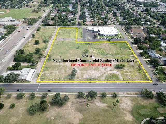 333 W Freddy Gonzalez Drive W, Edinburg, TX 78539 (MLS #347633) :: The Ryan & Brian Real Estate Team